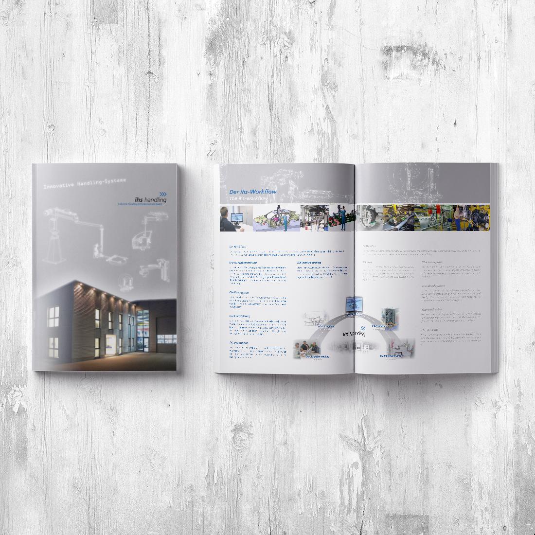 IHS Handling Magazine