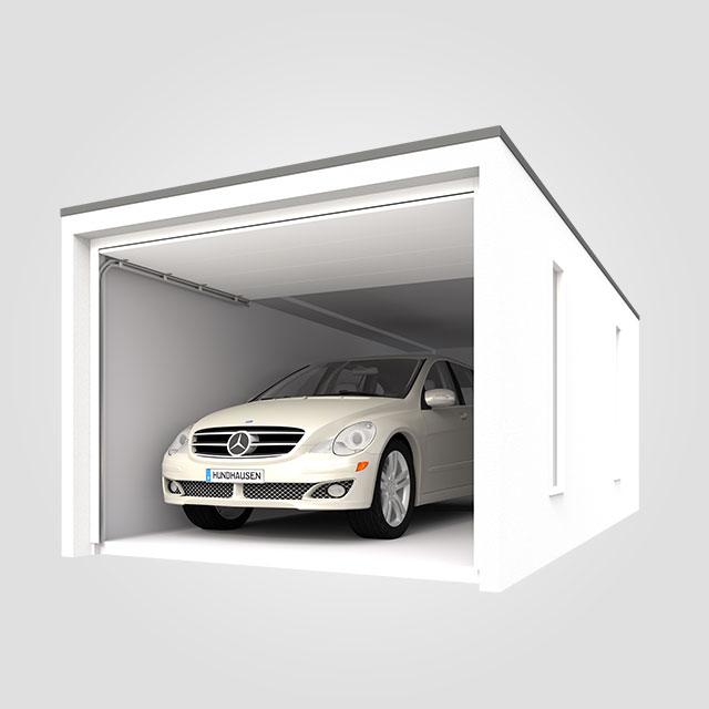 Hundhausen Garage