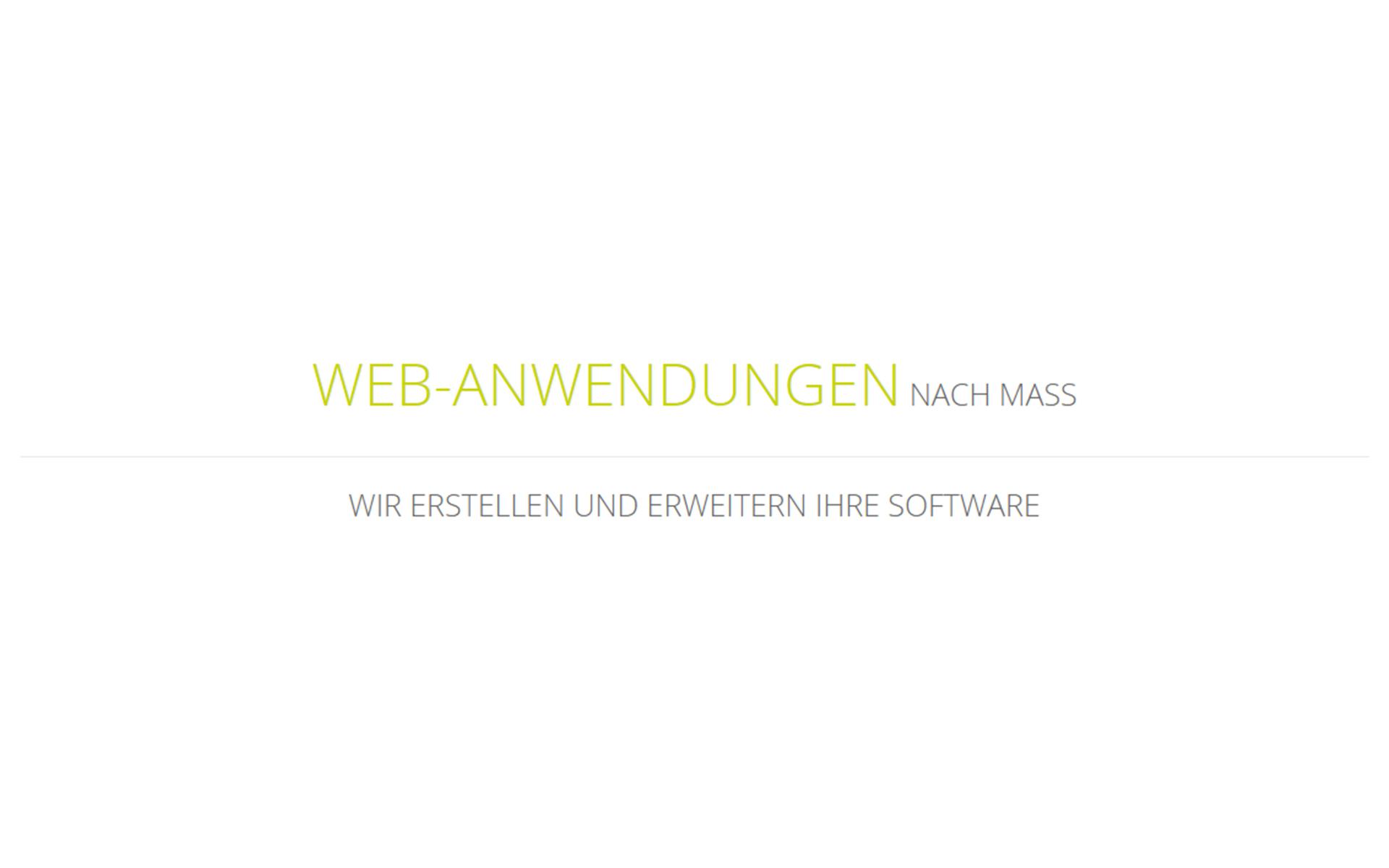 webanwendungHeader