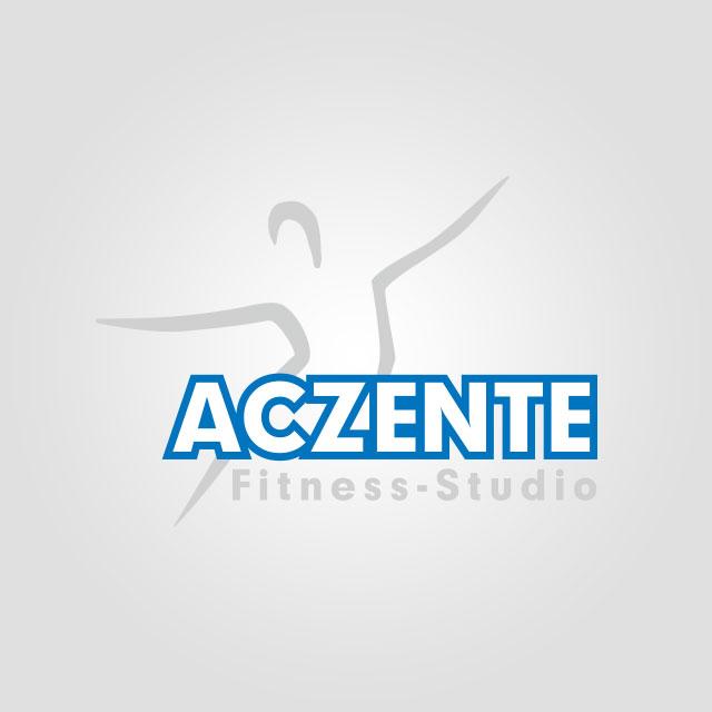 Aczente Fitnessstudio Logo Referenzen