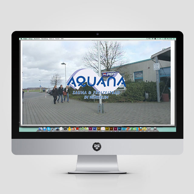 Aquana Film Referenzen