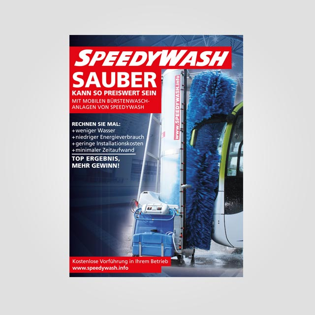 speedywash flyer Referenzen