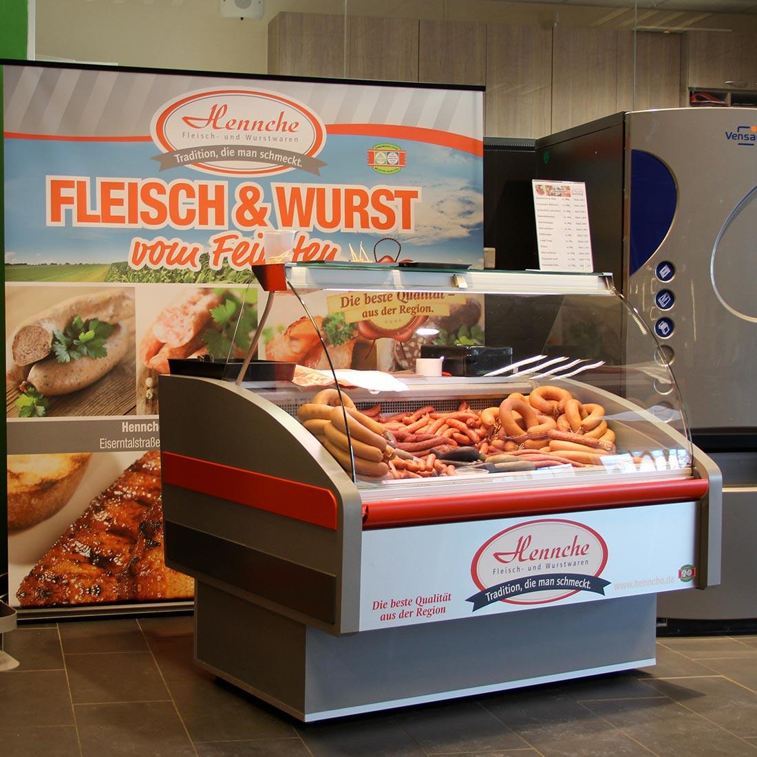 Hennche Fleisch- und Wurstwaren GmbH